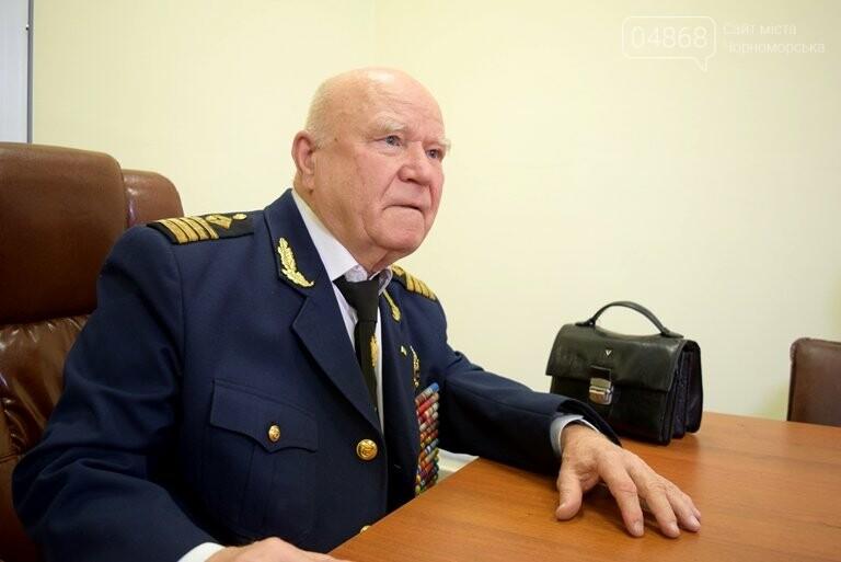 Нелегитимное назначение капитана порта в Черноморске - результат конкурса, фото-1