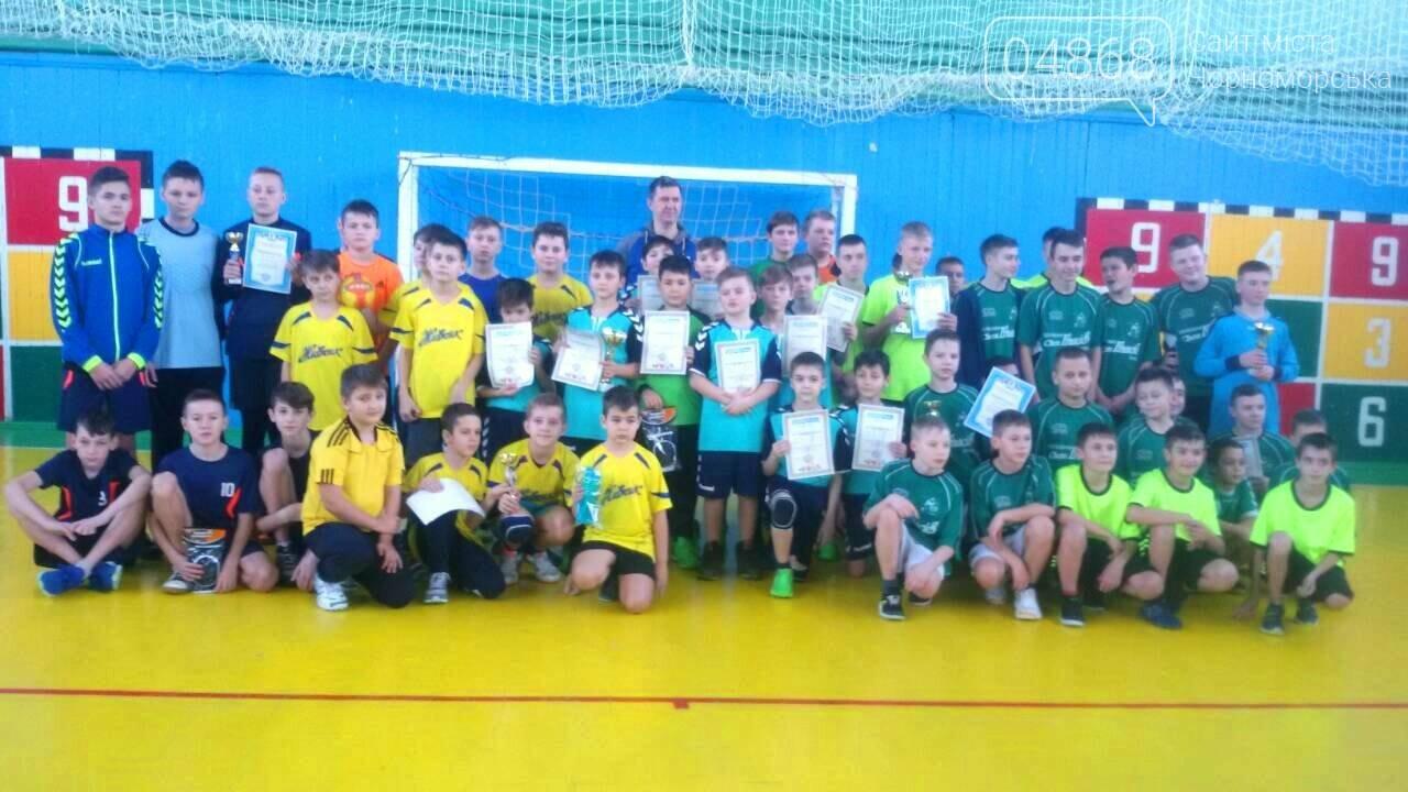 Команда юных гандболистов из Черноморска привезла золотой кубок из Хмельницкого, фото-7
