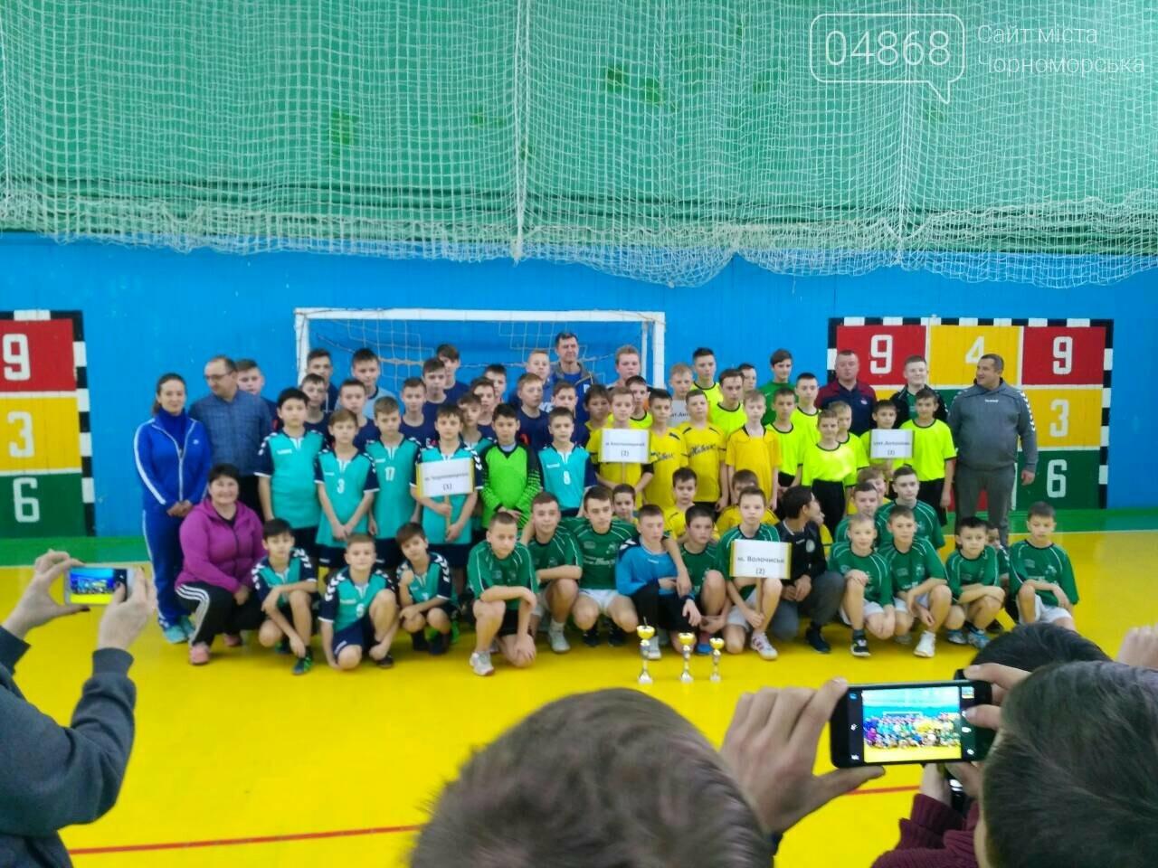 Команда юных гандболистов из Черноморска привезла золотой кубок из Хмельницкого, фото-5
