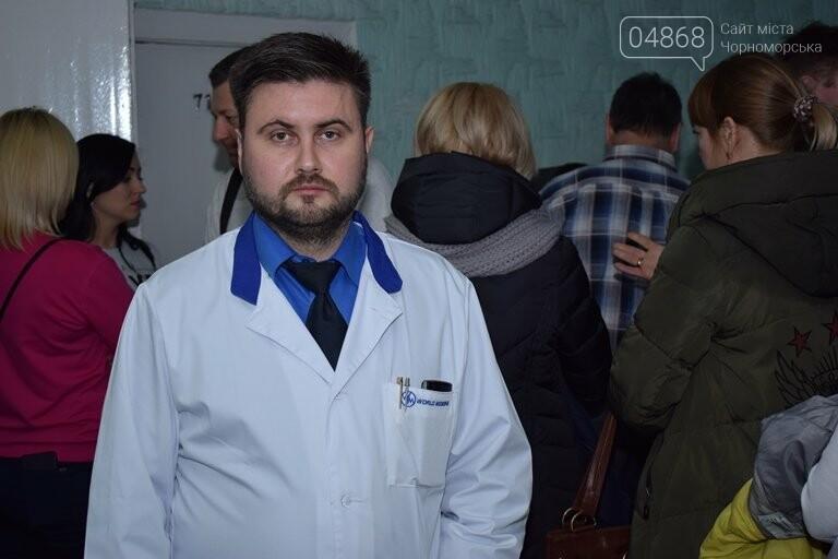 23 января в Черноморске прошёл рекордный День донора (видео), фото-8