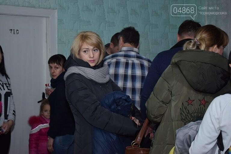 23 января в Черноморске прошёл рекордный День донора (видео), фото-3
