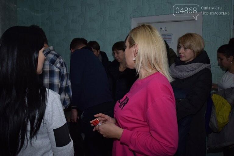 23 января в Черноморске прошёл рекордный День донора (видео), фото-6