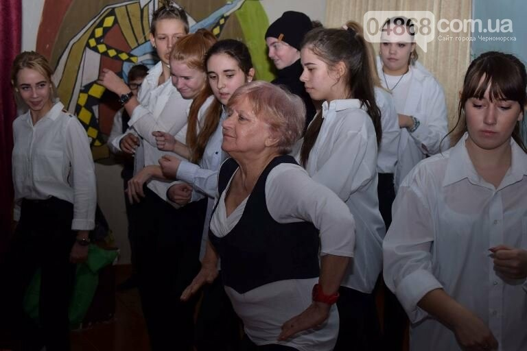 Школьный КВН в Черноморске выходит на новый уровень!, фото-5