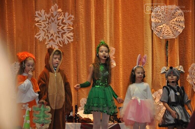Рождественский спектакль – прообраз создания в Черноморске нового детского театра, фото-7