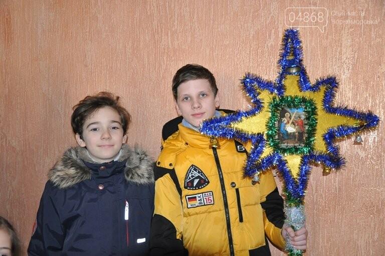 Рождественский спектакль – прообраз создания в Черноморске нового детского театра, фото-8
