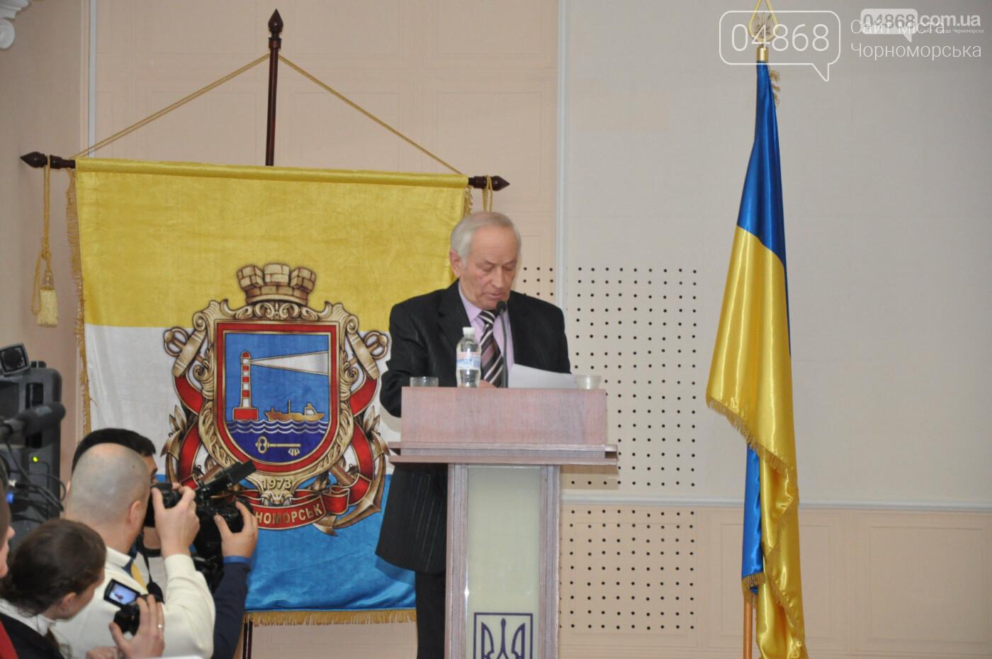 Бунт на корабле, или что произошло на сессии городского совета в Черноморске?, фото-3