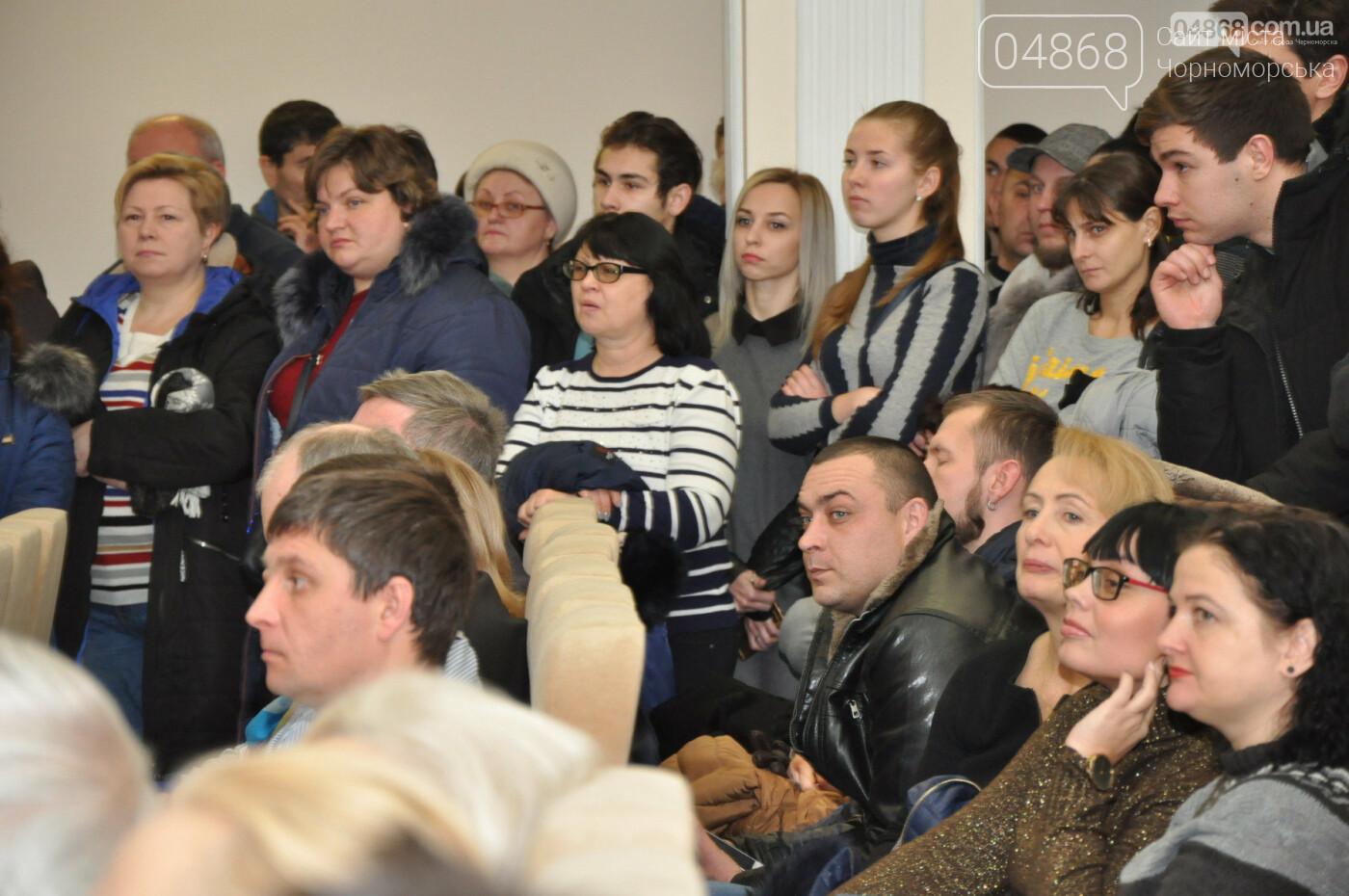 Бунт на корабле, или что произошло на сессии городского совета в Черноморске?, фото-4
