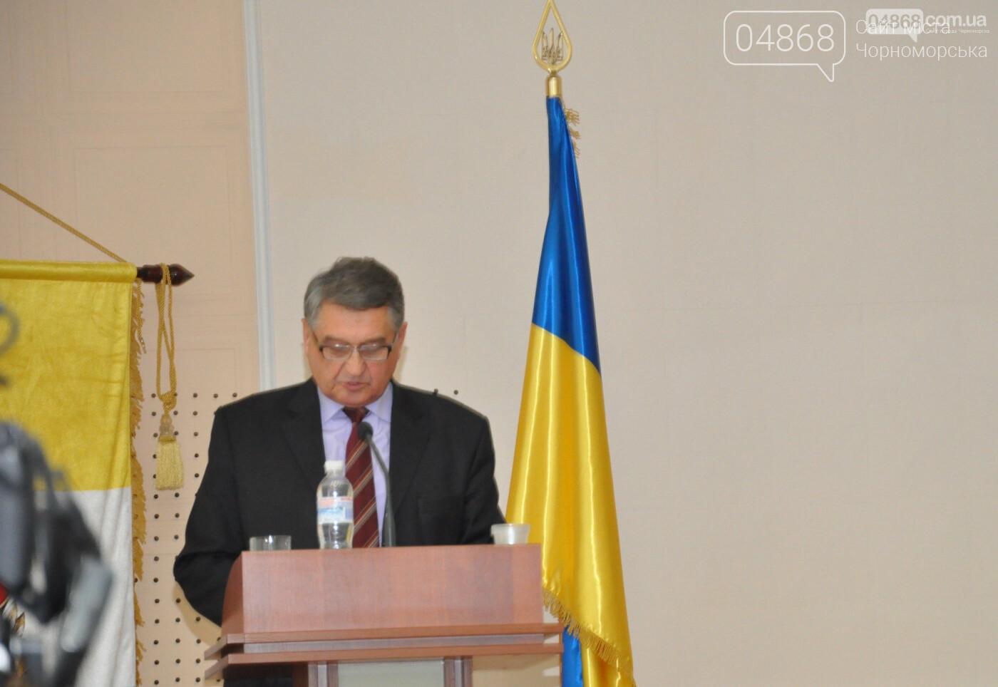 Бунт на корабле, или что произошло на сессии городского совета в Черноморске?, фото-5