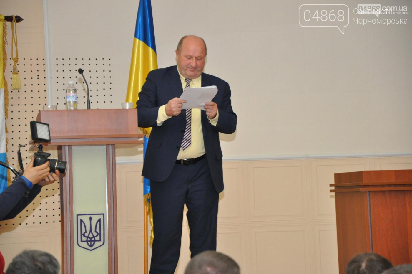 Бунт на корабле, или что произошло на сессии городского совета в Черноморске?, фото-6