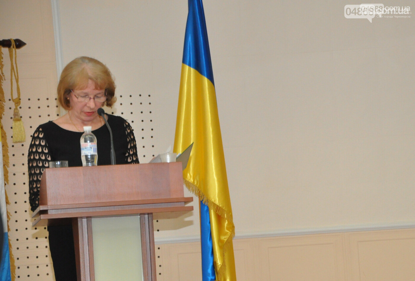 Бунт на корабле, или что произошло на сессии городского совета в Черноморске?, фото-1