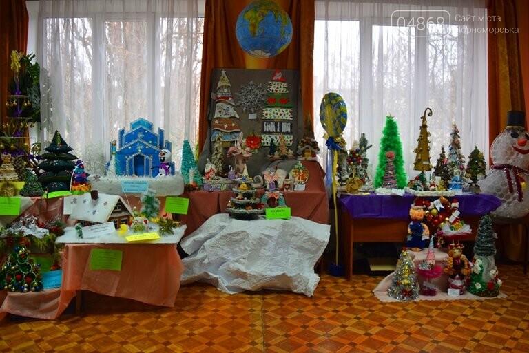 В Черноморске назвали самые красивые «Альтернативные ёлки», фото-3