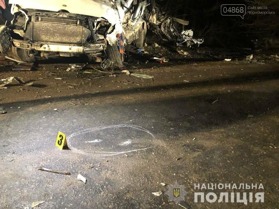 На трассе Одесса – Черноморск масштабное ДТП. Погибли полиицейские (видео), фото-4