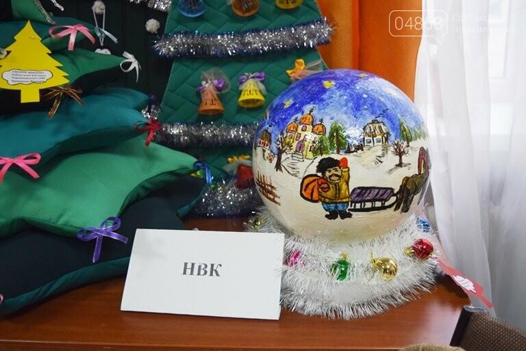 В Черноморске выбирали самые красивые сувениры и композиции, фото-11