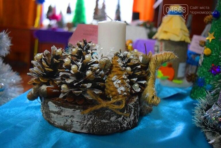В Черноморске выбирали самые красивые сувениры и композиции, фото-13