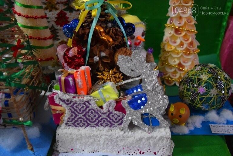 В Черноморске выбирали самые красивые сувениры и композиции, фото-28