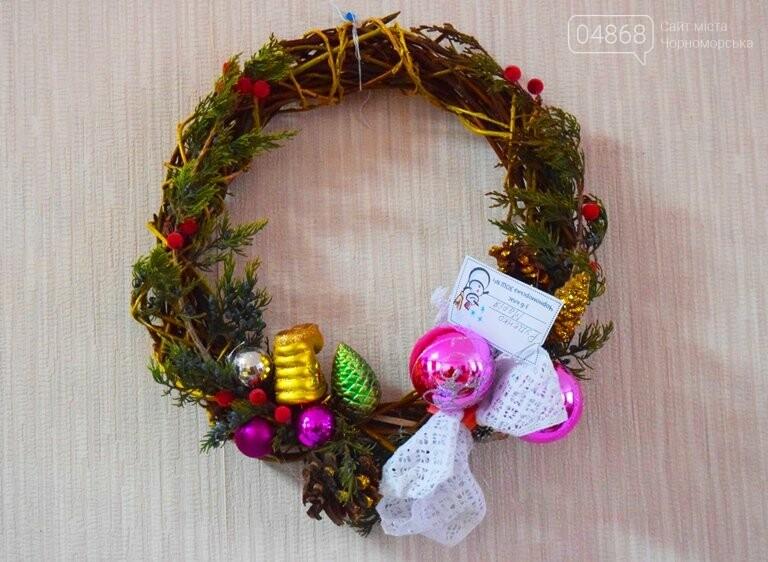 В Черноморске выбирали самые красивые сувениры и композиции, фото-26