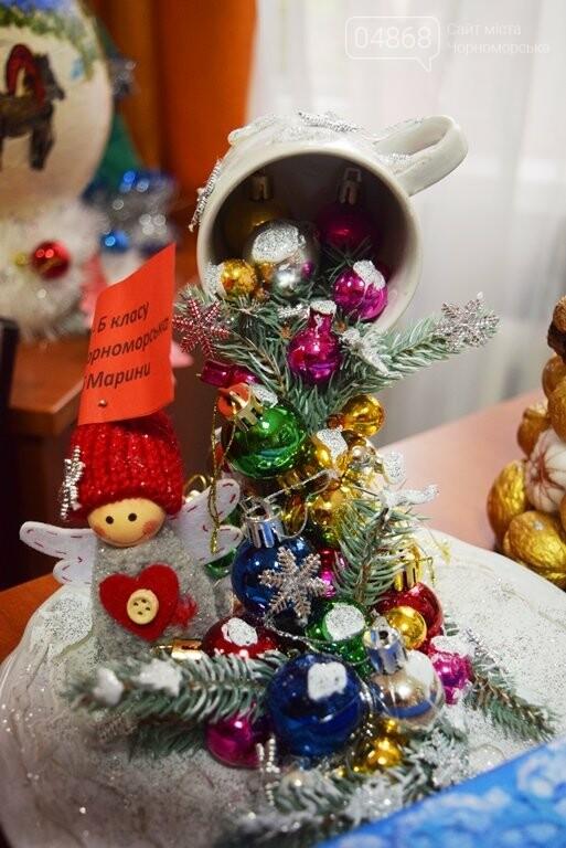 В Черноморске выбирали самые красивые сувениры и композиции, фото-16