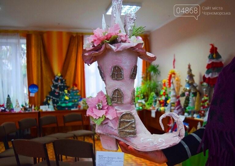 В Черноморске выбирали самые красивые сувениры и композиции, фото-2
