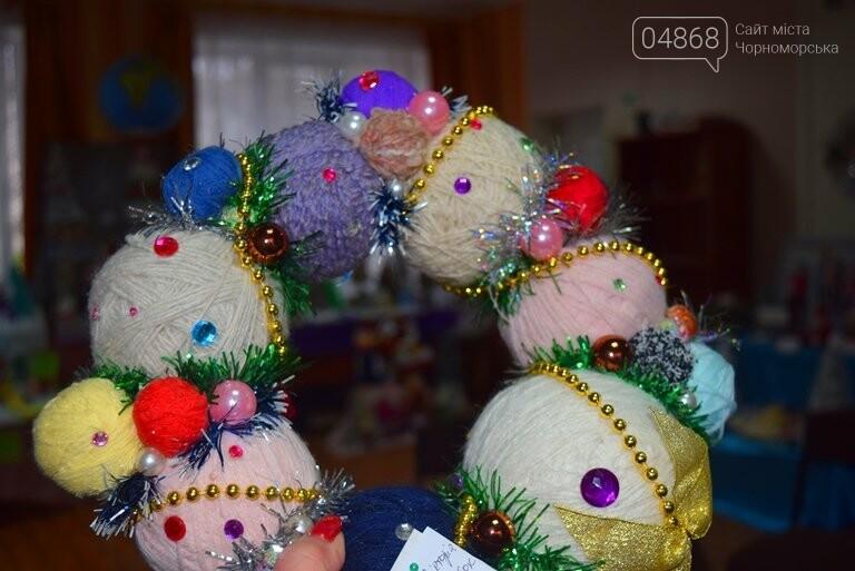 В Черноморске выбирали самые красивые сувениры и композиции, фото-20