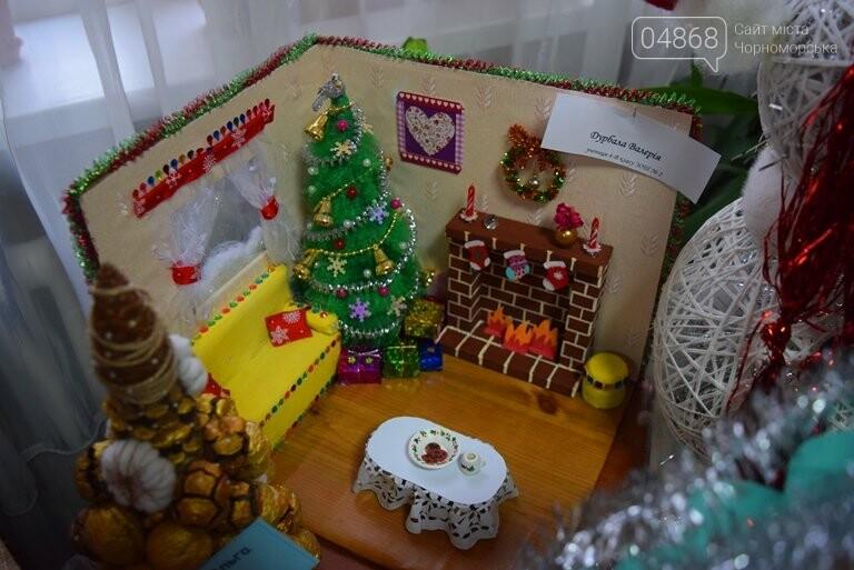 В Черноморске выбирали самые красивые сувениры и композиции, фото-22