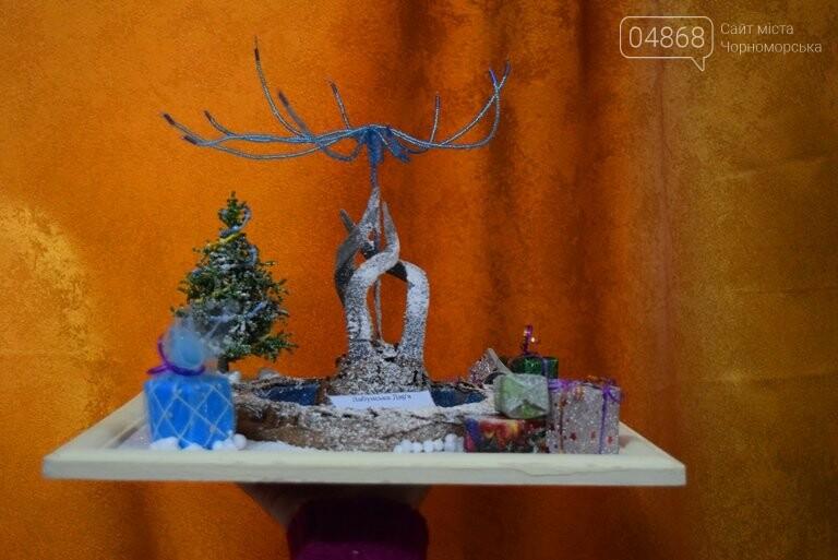 В Черноморске выбирали самые красивые сувениры и композиции, фото-4