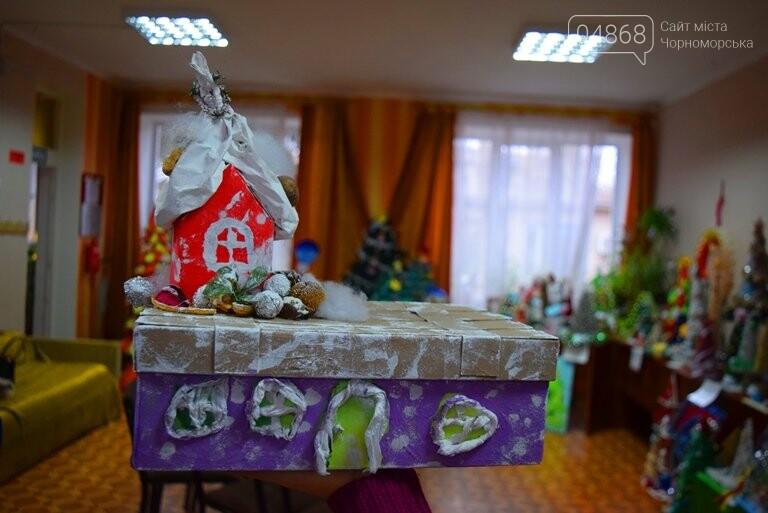 В Черноморске выбирали самые красивые сувениры и композиции, фото-3