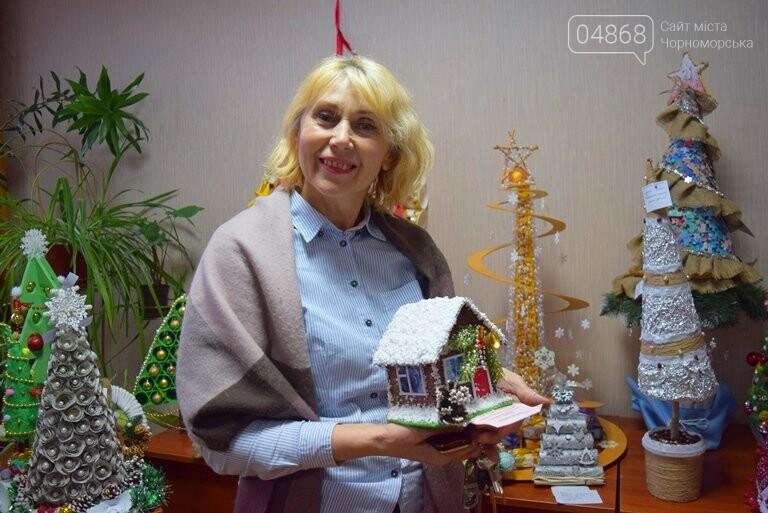 В Черноморске выбирали самые красивые сувениры и композиции, фото-1