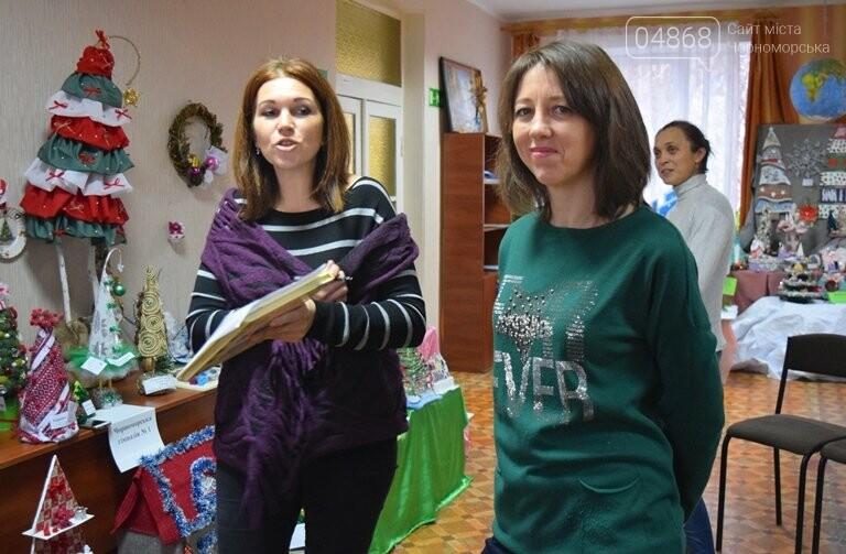 В Черноморске выбирали самые красивые сувениры и композиции, фото-5