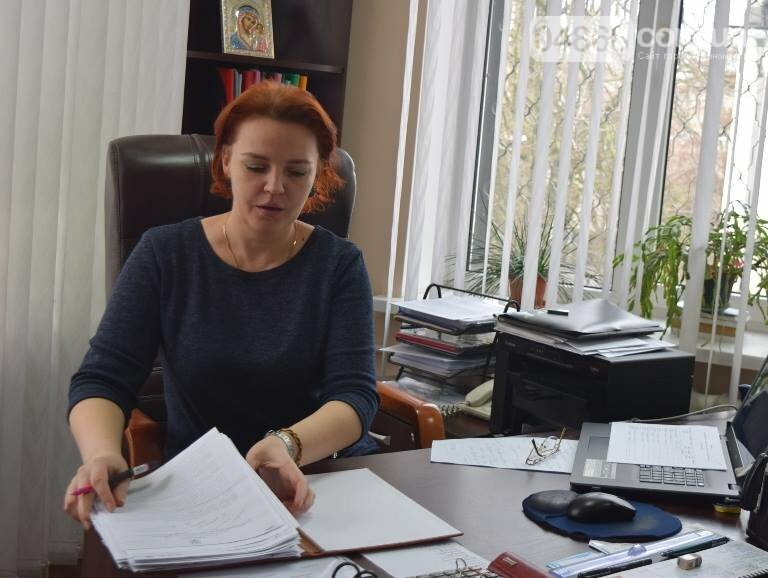 Сотни пенсионеров пришли в Управление социальной политики Черноморска (видео), фото-3