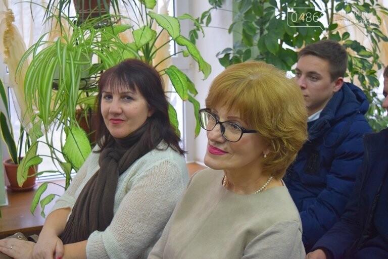 В Черноморске отметили юбилей поэта и открыли музей, посвящённый Ивану Рядченко, фото-11