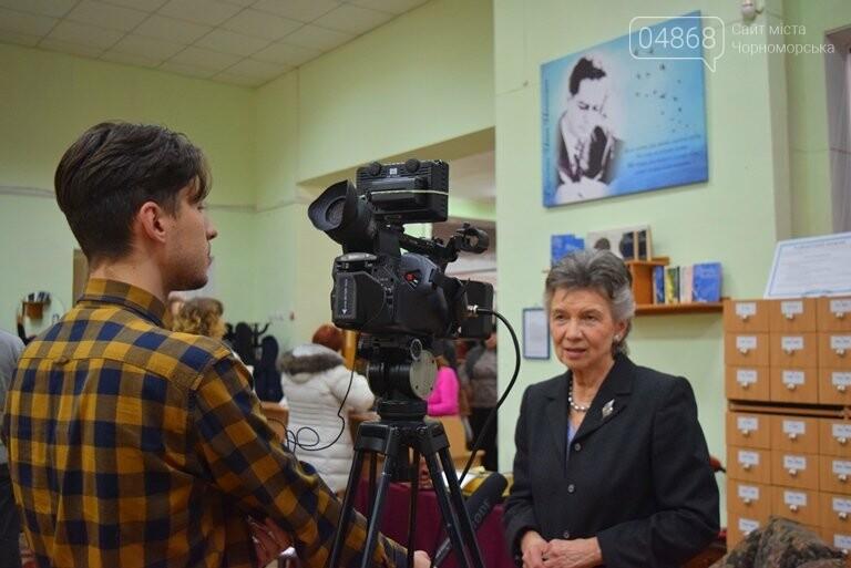 В Черноморске отметили юбилей поэта и открыли музей, посвящённый Ивану Рядченко, фото-9