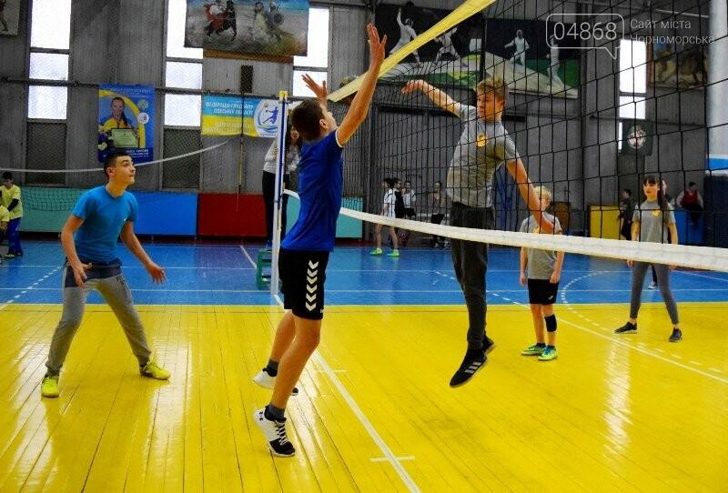 «Олимпийский аистенок» прошёл в Черноморске, фото-1