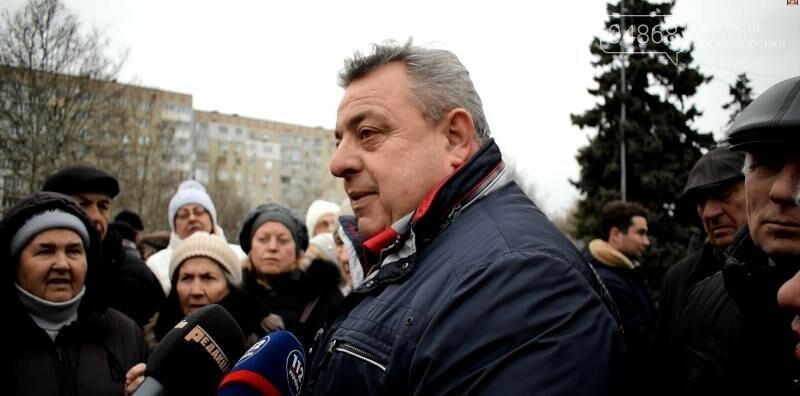 «Деньги реальные, тарифы надуманные»: жители Черноморска вышли на митинг против повышения цен на воду, фото-3