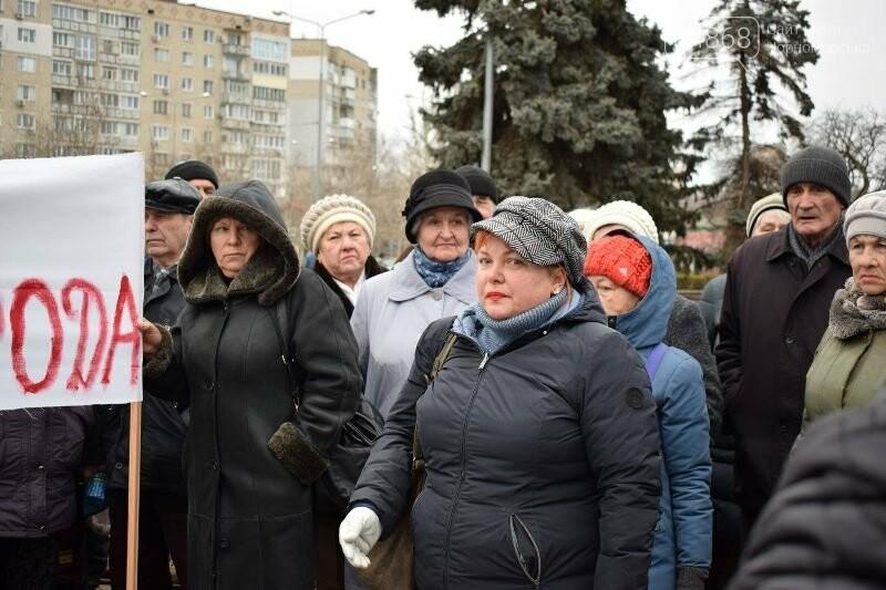 «Деньги реальные, тарифы надуманные»: жители Черноморска вышли на митинг против повышения цен на воду, фото-20
