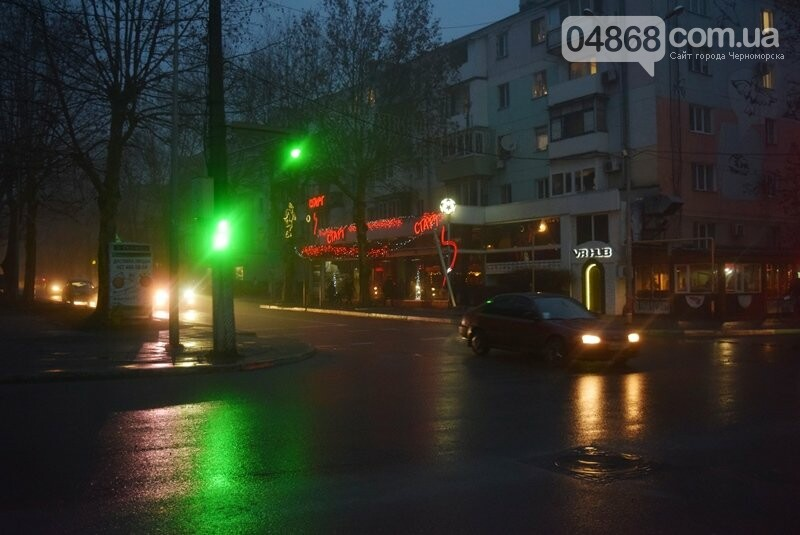 Водителям Черноморска: в ближайшее время ухудшится видимость на дорогах, фото-1