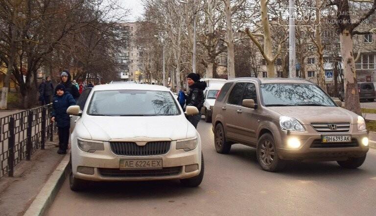 Насколько безопасны пешеходные переходы у школ Черноморска?, фото-4