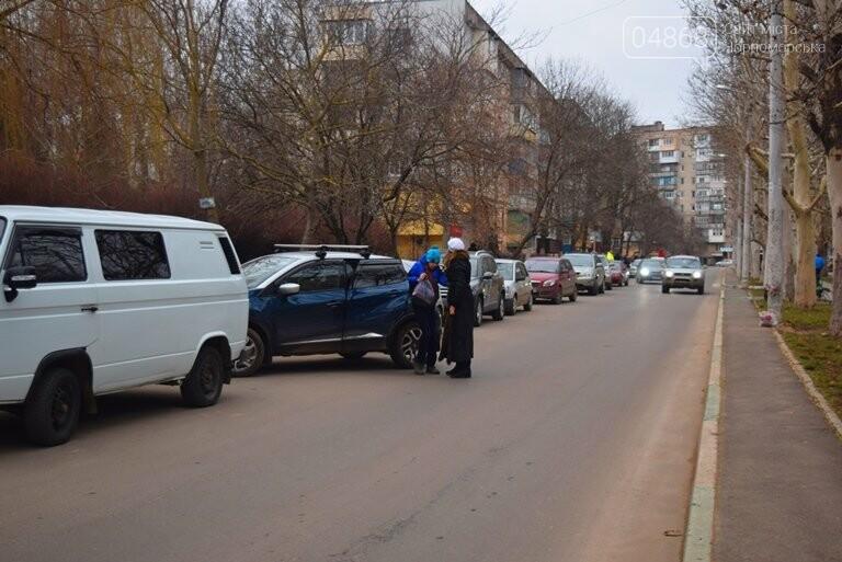 Насколько безопасны пешеходные переходы у школ Черноморска?, фото-2