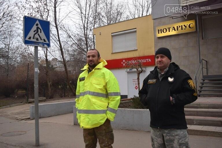 Насколько безопасны пешеходные переходы у школ Черноморска?, фото-3