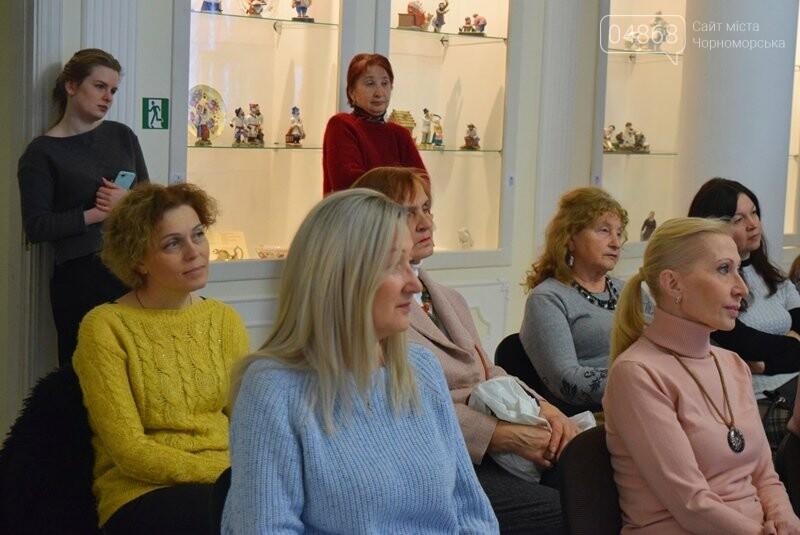 Мечты и миры Элеоноры Бутенко: в Черноморске открылась выставка молодой художницы, фото-7