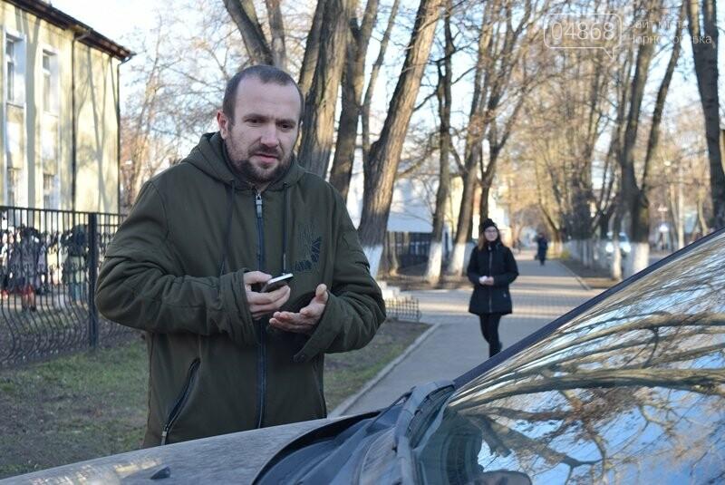 В Черноморске понадобилось более двух часов, чтобы задержать нетрезвого водителя, фото-4