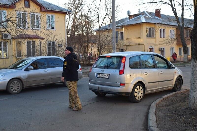 В Черноморске понадобилось более двух часов, чтобы задержать нетрезвого водителя, фото-5