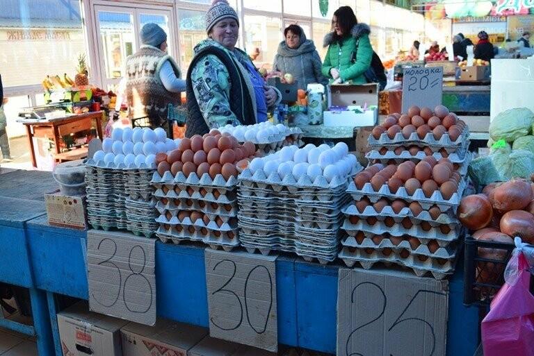 Что почём на зимних рынках Черноморска?, фото-15