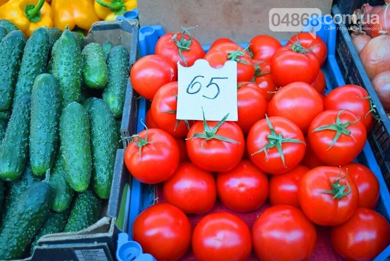 Что почём на зимних рынках Черноморска?, фото-21