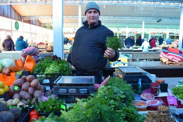 Что почём на зимних рынках Черноморска?, фото-1
