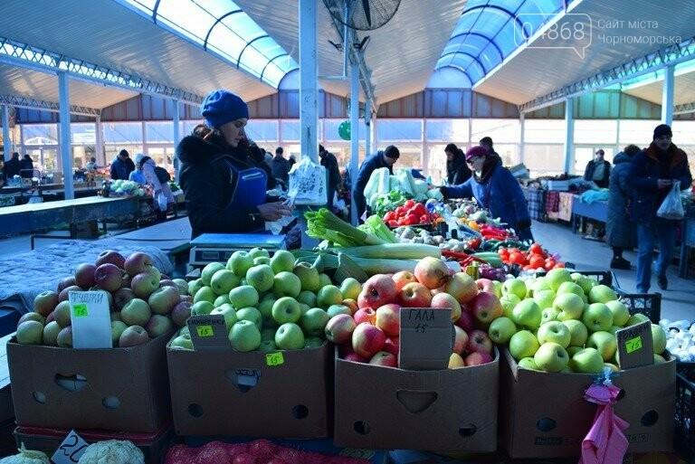 Что почём на зимних рынках Черноморска?, фото-23