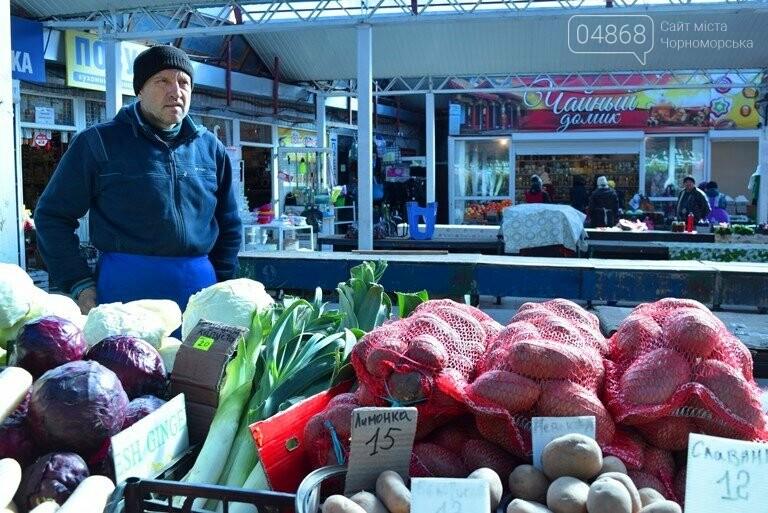 Что почём на зимних рынках Черноморска?, фото-31
