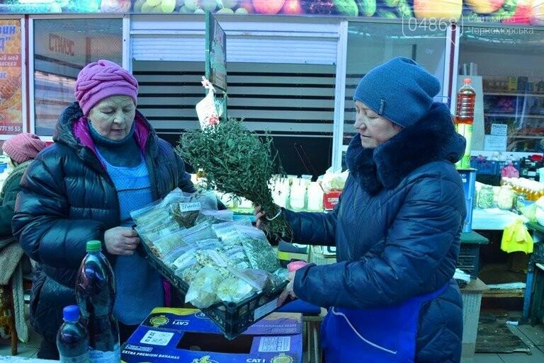 Что почём на зимних рынках Черноморска?, фото-11