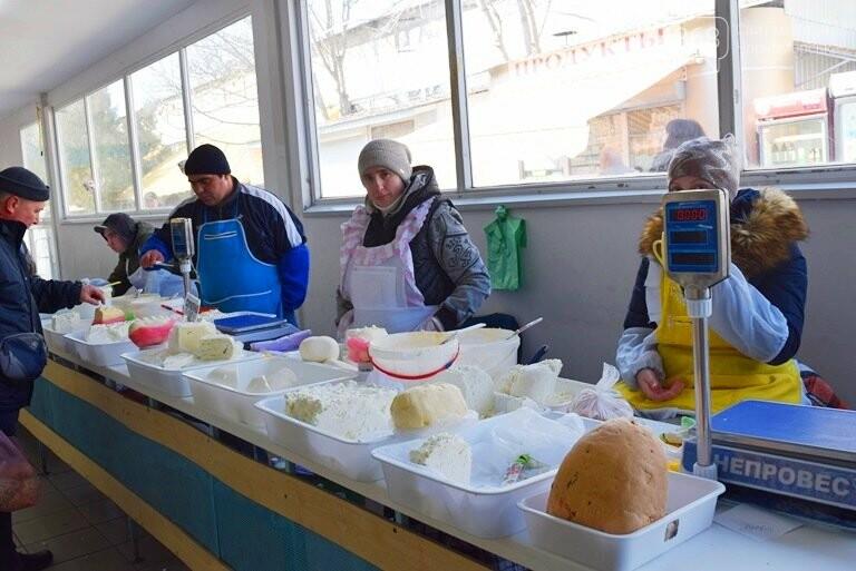 Что почём на зимних рынках Черноморска?, фото-12