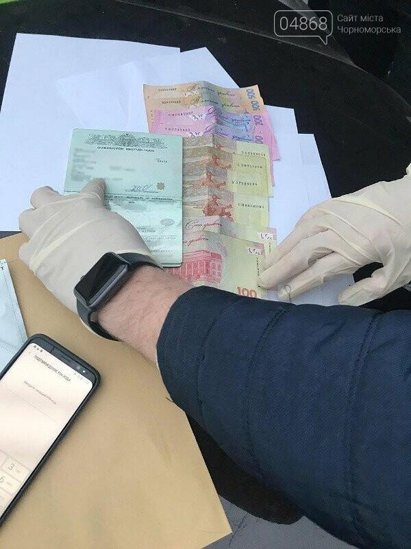 В Черноморске Госпогранслужба задержала гражданина Узбекистана , фото-2