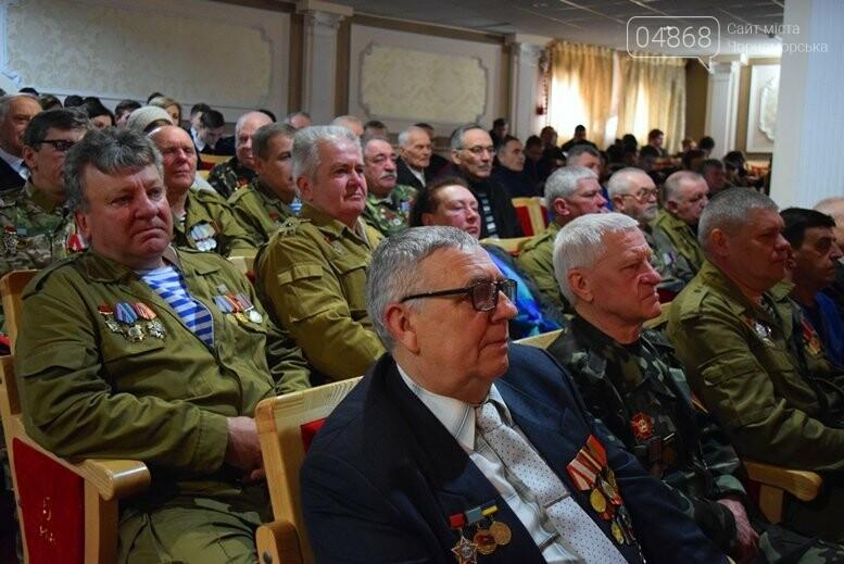 В Черноморске наградили воинов-интернационалистов и почтили память погибших, фото-18